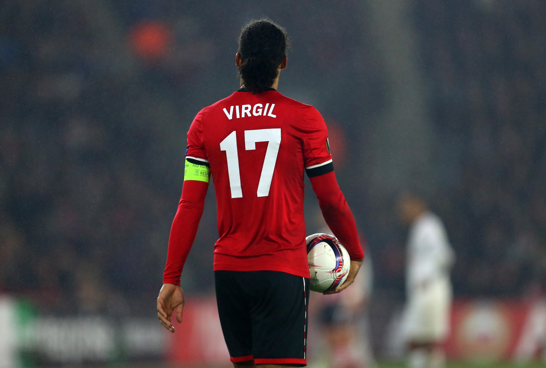2016 17 Southampton Season Review Virgil Van Dijk