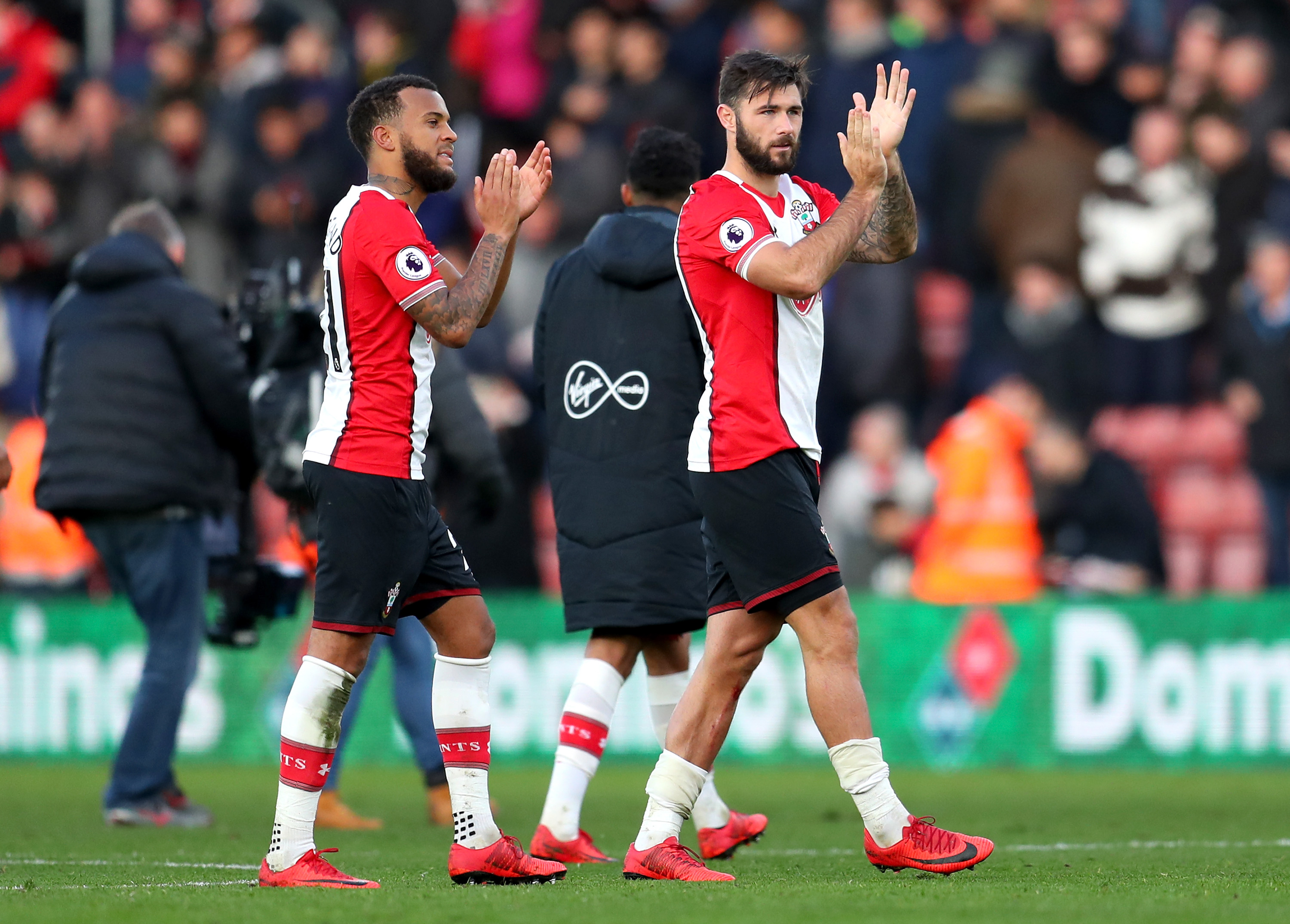 Mauricio Pellegrino delighted with Southampton character