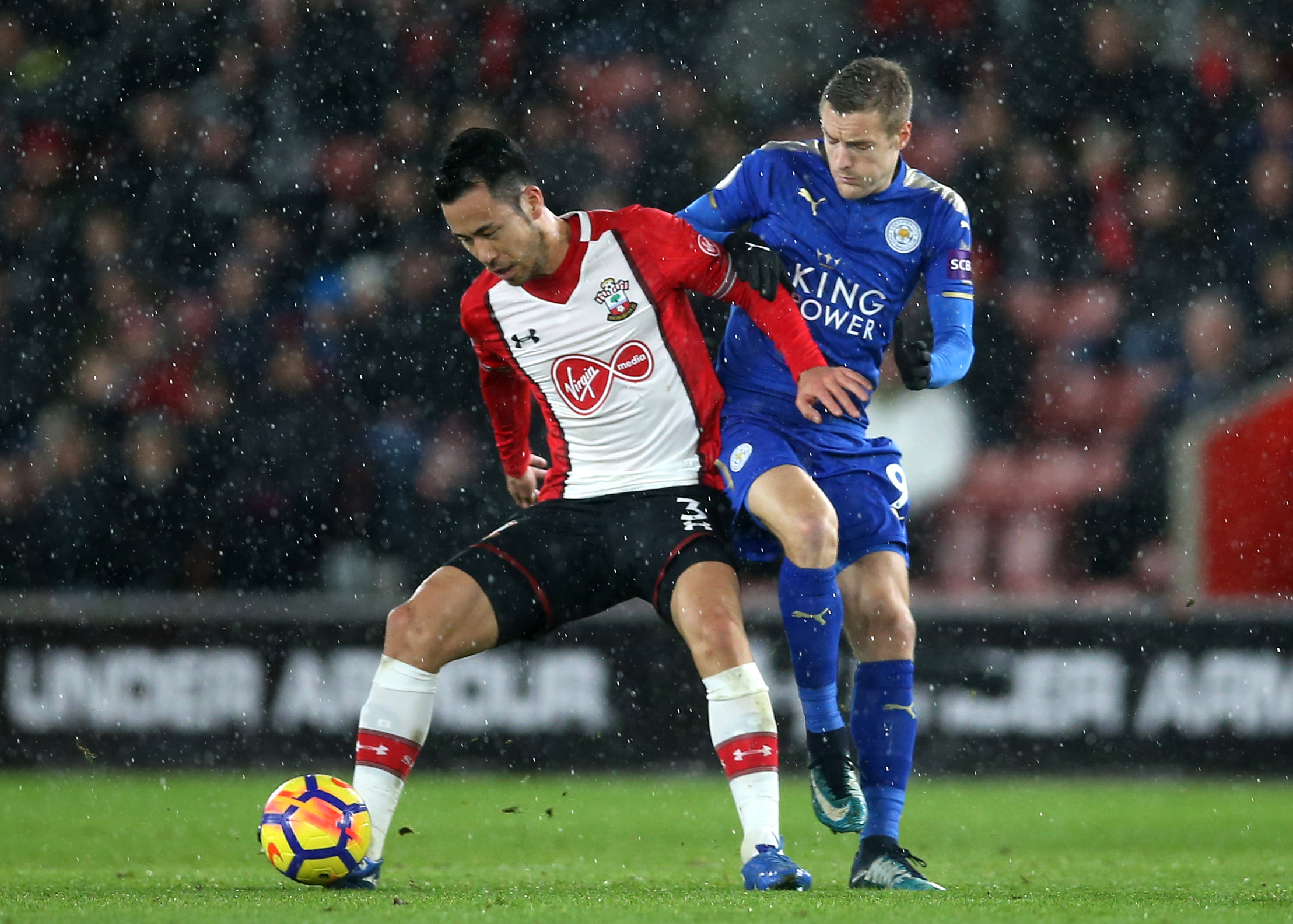 Leicester pounce Southampton 4-1 away from home