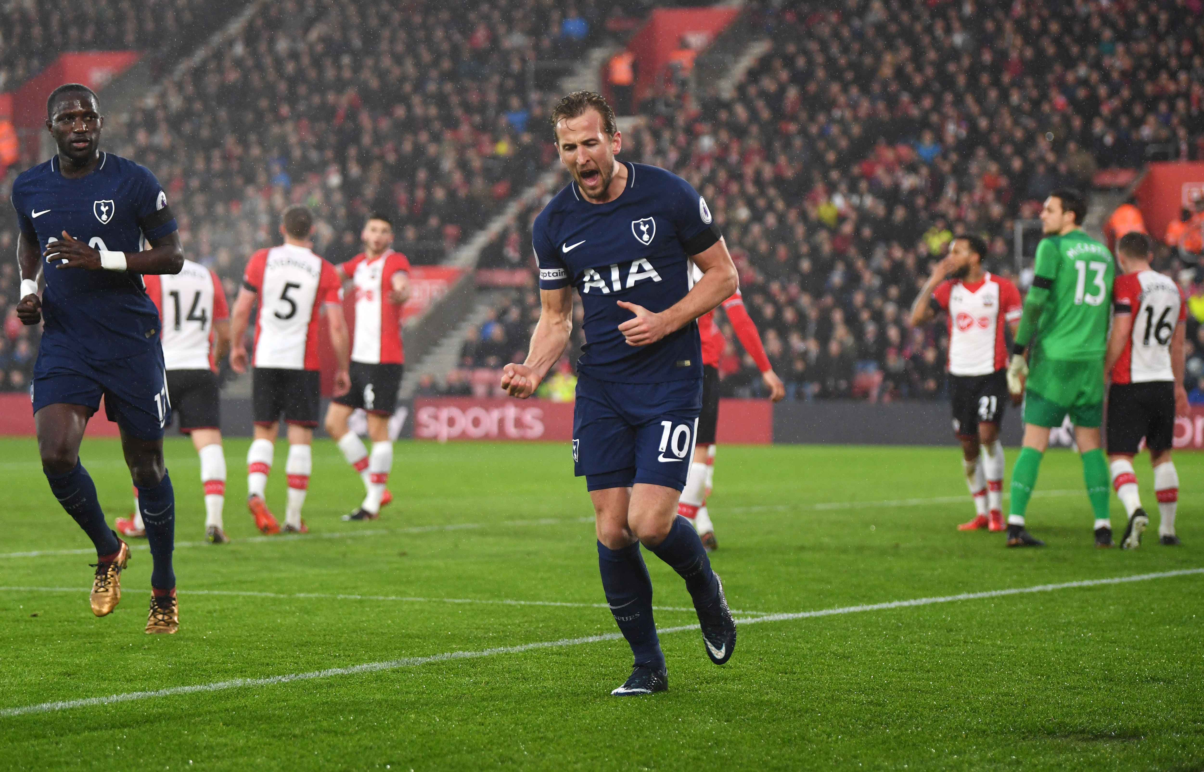 Southampton 1-1 Tottenham: Spurs stars rated and slated