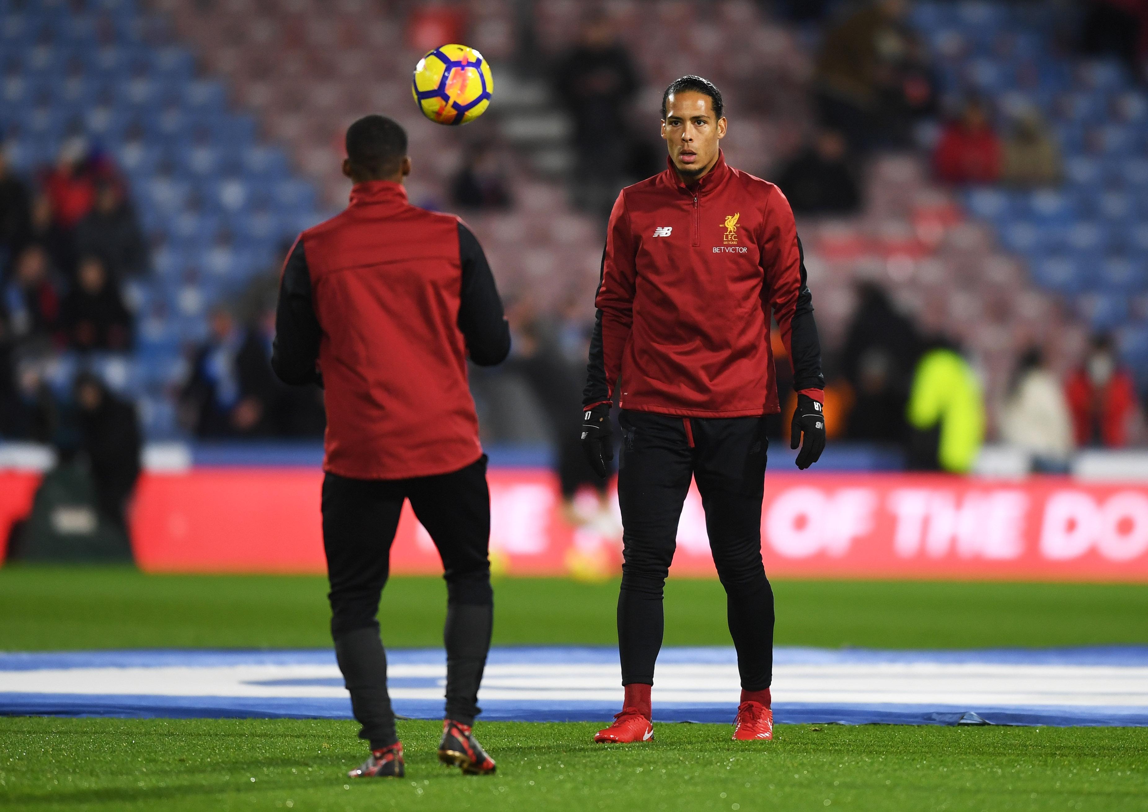 Klopp to speak to Van Dijk ahead of Southampton return