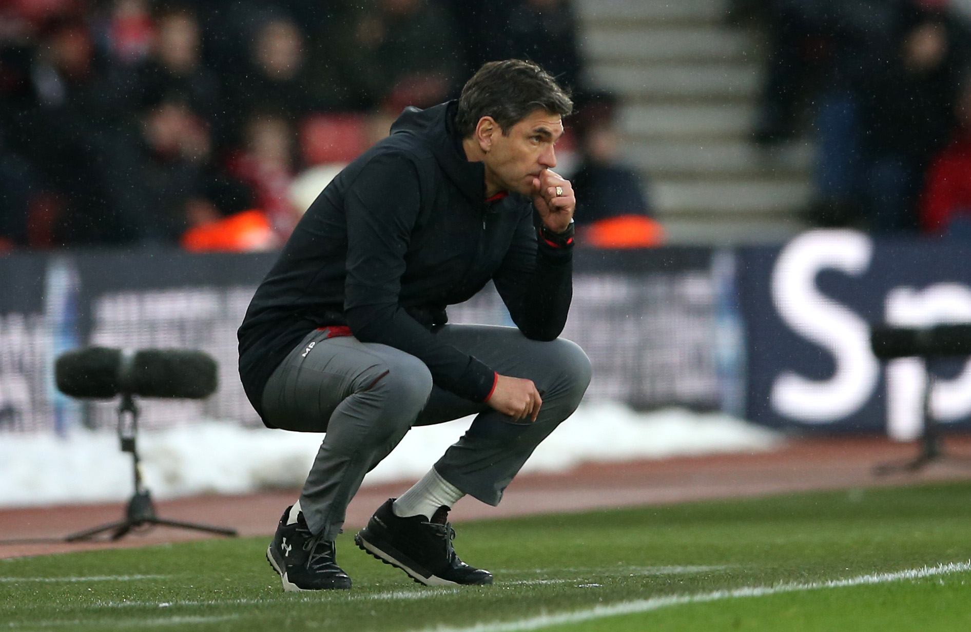 Southampton ready for 'massive run' - Pellegrino